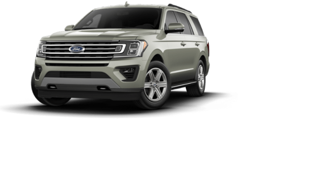 New 2019 Ford Expedition Suv Xlt Silver Spruce For Sale In Klamath